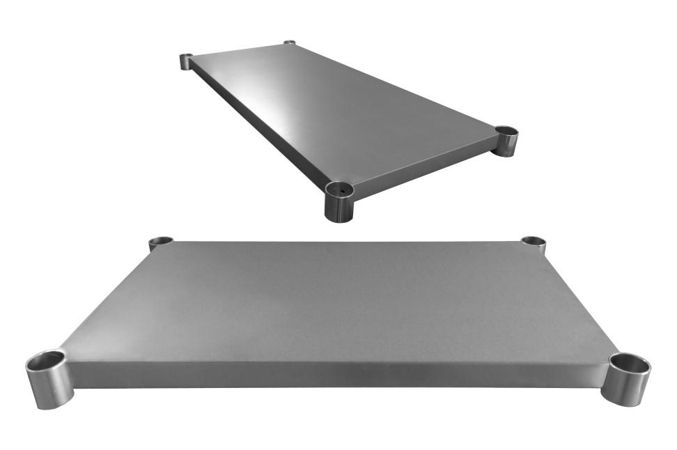 Police pre stôl 600x600x850 mm